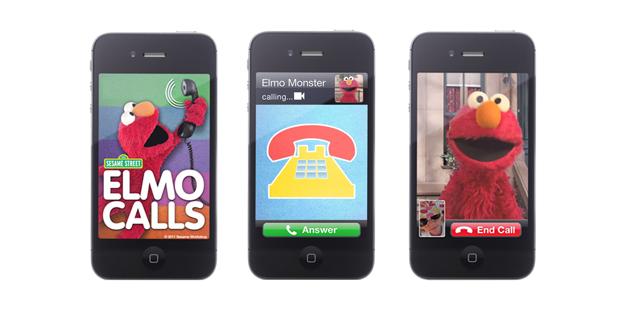 Elmo Calls usability
